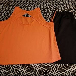Other - Active wear top and bottom